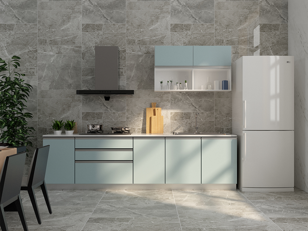 idealidea整体橱柜 现代环保橱柜 厨房吊柜地柜定做